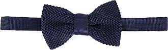 Eredi Chiarini Gravata borboleta de tricô - Azul