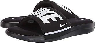 Nike Ultra Comfort 3 Slide (Black/White/Black) Mens Slide Shoes
