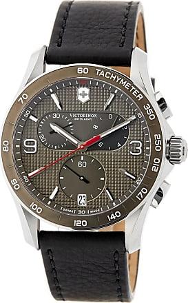 Victorinox by Swiss Army Mens Chrono Classic Quartz Watch, 41mm