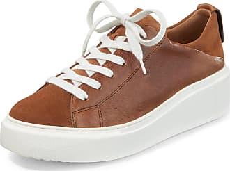 Paul Green Platform sneakers leather inner Paul Green brown