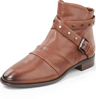 Gerry Weber Ankle boots Sena in lambskin nappa leather Gerry Weber brown