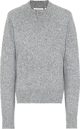 Helmut Lang Tie-sleeve wool-blend sweater