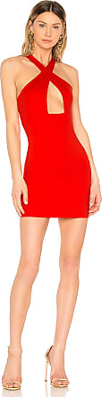 by the way. Chantel Mini Dress in Red