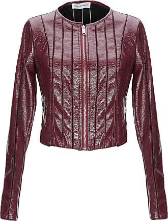 buy popular 42772 1843d Giubbotti In Pelle da Donna in Rosso: Adesso fino a −61 ...
