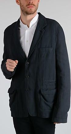 c99e09b99fc3a Haider Ackermann Stretch Cotton   Linen TETANIE Blazer Größe 48