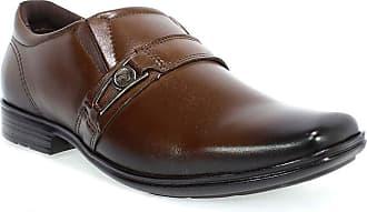 Pegada Sapato Masculino Mestiço Marrom Pegada 40