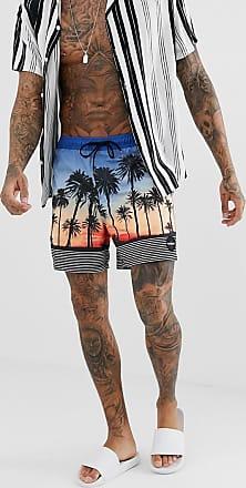 Quiksilver Sunvibes - Pantaloncini da surf blu