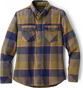 United By Blue Mens Bridger Flannel Button-Down Shirt