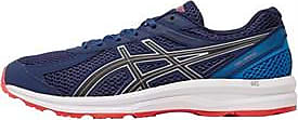 Asics lace up neutral running shoes with a breathable upper and GEL technology for added breathability and ultimate comfort