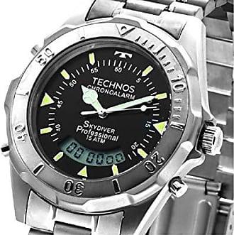 Technos Relógio Masculino Technos Analógico T20562/1P Prata