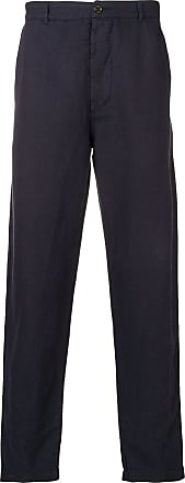 Universal Works Calça chino Military - Azul