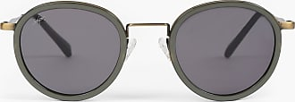 Scalpers Sunglasses With Round Metal Frame