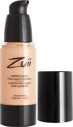 Zuii Organic Liquid Foundation Natural Medium 102 30 ml