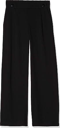 Jacqueline de Yong Womens Jdygeggo Long Pant JRS Noos Trouser, Black (Black Black), 38 /L32 (Size: Medium)