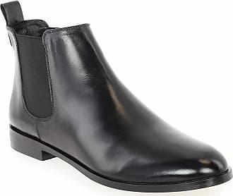 CALINE Boots Janie Femme Philip Philip Noir pour Janie E9DHeWYI2