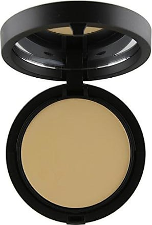 Youngblood Mineral Cosmetics Creme Powder Foundation Refillable Compact with Product Barely, Beige, 0.25 Ounce