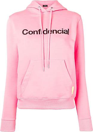 Marcelo Burlon Confidencial hoodie - Pink