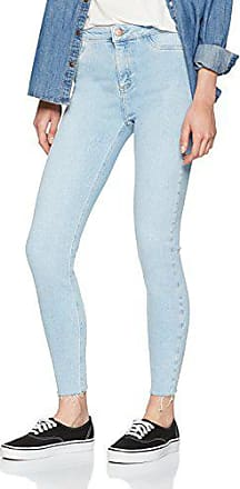 New Look Clean Mid Disco Napper Jean Femme