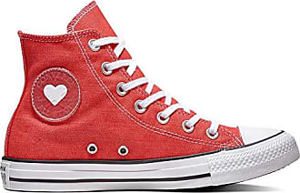 Damen Chucks in Rot Shoppen: bis zu </p>
