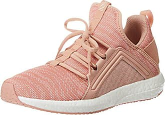126c31b675009d Puma Damen Mega NRGY Zebra WNs Sneaker Pink (Pearl-Peach Beige) 40.5 EU