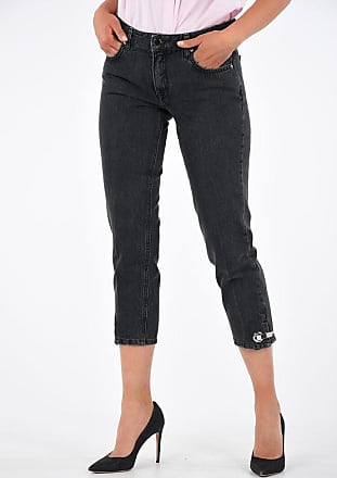 Victoria Beckham 15cm Capri Jeans size 28