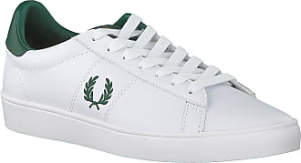 Fred Perry Weiße Fred Perry Sneaker Low B8250