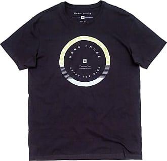 Hang Loose Camiseta Army Masculino Hang Loose Preto - P