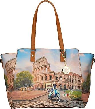 Y Not Y NOT YES-398S0 SHOPPER Women PRESS ROME TU