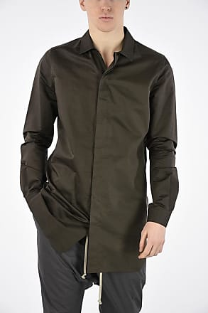 Rick Owens SIlk and Cotton OFFICE Shirt size 52
