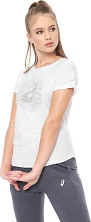 Asics Camiseta Asics W Essentials Graphic Tee Branca