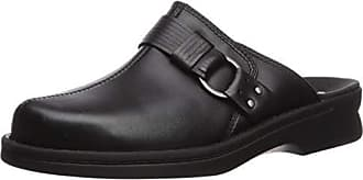 63e5d6aa2a6 Clarks Womens Patty Lorene Clog, Black Leather, 65 W US