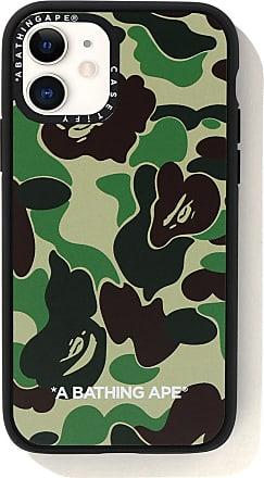 A Bathing Ape X CASETiFY ABC Camo iPhone 11 case