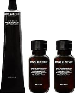 Grown Alchemist Body care Hand care Healthy Hands Kit Vanilla, Orange Peel Hand Cream 65 ml + 2x Hydra-Gel Hand Sanitiser 50 ml 1 Stk