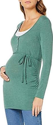 Esprit Maternity Top /à Manches Longues de Maternit/é Femme