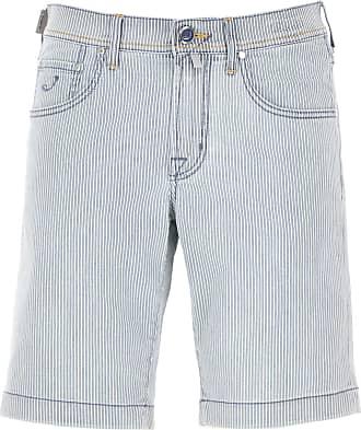 Jacob Cohen Shorts for Men On Sale, Denim Blue, Cotton, 2019, US 30 - EU 46 US 31 - EU 47 US 32 - EU 48 US 33 - EU 49 US 34 - EU 50