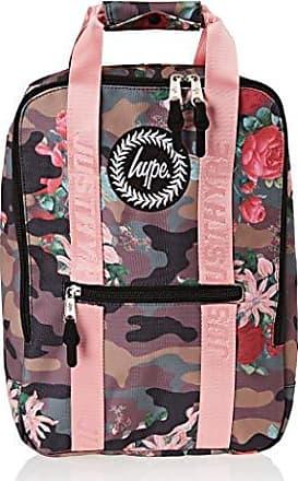 a4ffa7706dd95 Hype Unisex-Erwachsene Flower Camo Box Bag Rucksack