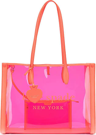 Kate Spade New York Market logo-print tote bag - Rosa