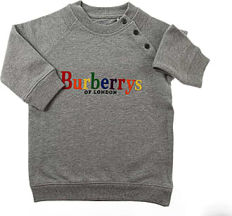 4f02b999e27 Burberry Baby Sweatshirts & Hoodies for Boys On Sale in Outlet, Grey,  Cotton,