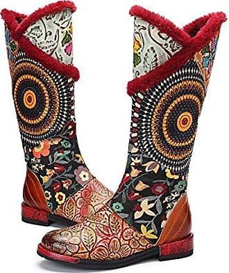 Gracosy® Lederstiefel für Damen: Jetzt ab 55,99 € | Stylight