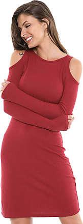 Nolita Lace Vestido Nolita Curto Off-shoulder Vinho