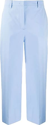 Prada Pantalón ancho azul celeste