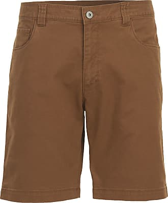 Woolrich Mens Nomad Midweight Canvas Modern Fit Short, Chicory, 34