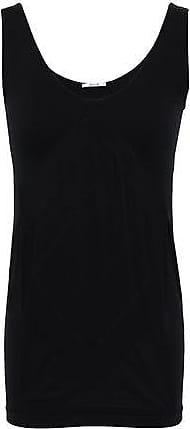 Wolford Wolford Woman Jacquard-knit Tank Black Size S