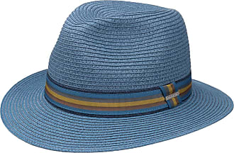 17a6e59b44a3d Stetson Monticello Toyo Traveller Hat Men | Straw Men´s Sun with Grosgrain  Band Spring