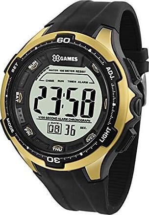 X-Games Relógio Masculino X-games Digital XMPPD464-BXPX - Dourado