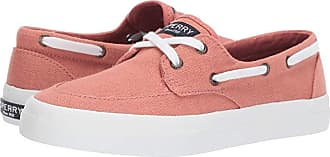 Sperry Top-Sider Crest Boat (Nantucket Red) Womens Shoes