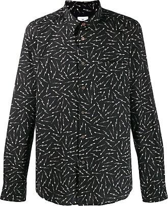 Paul Smith Camisa com estampa - Preto