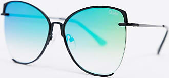 Quay Dusk to Dawn - Sonnenbrille mit Regenbogen-Spiegelgläsern-Mehrfarbig