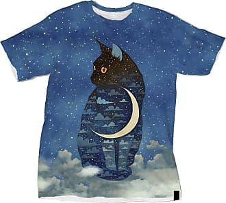 NA Celestial Black Cat 3D Shirt