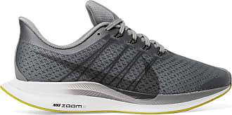 Nike Nike Air Zoom Pegasus 35 Turbo Mesh Sneakers - Gray